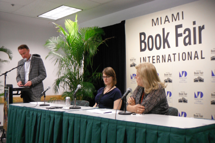 Miami Book Fair 2011