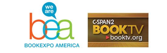 BEA & BookTV Logos