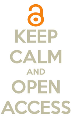 Keep Calm and Open Access