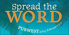 PubWest 2015 Conference Logo