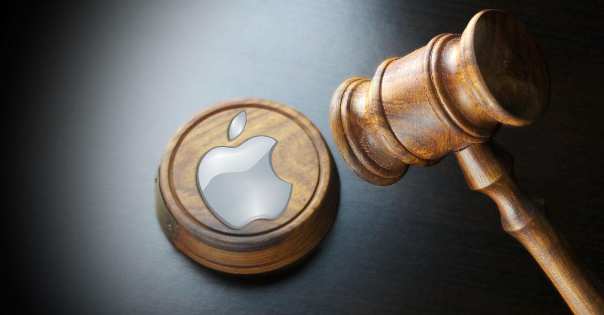 Apple eBooks Judgement