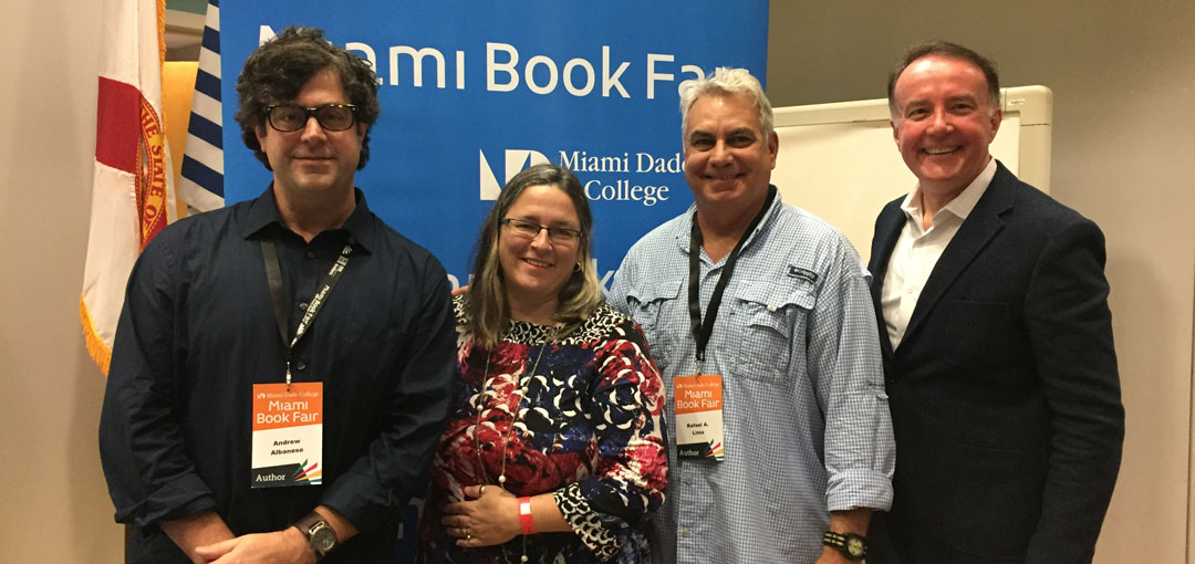 Miami Book Fair 2016 Panel