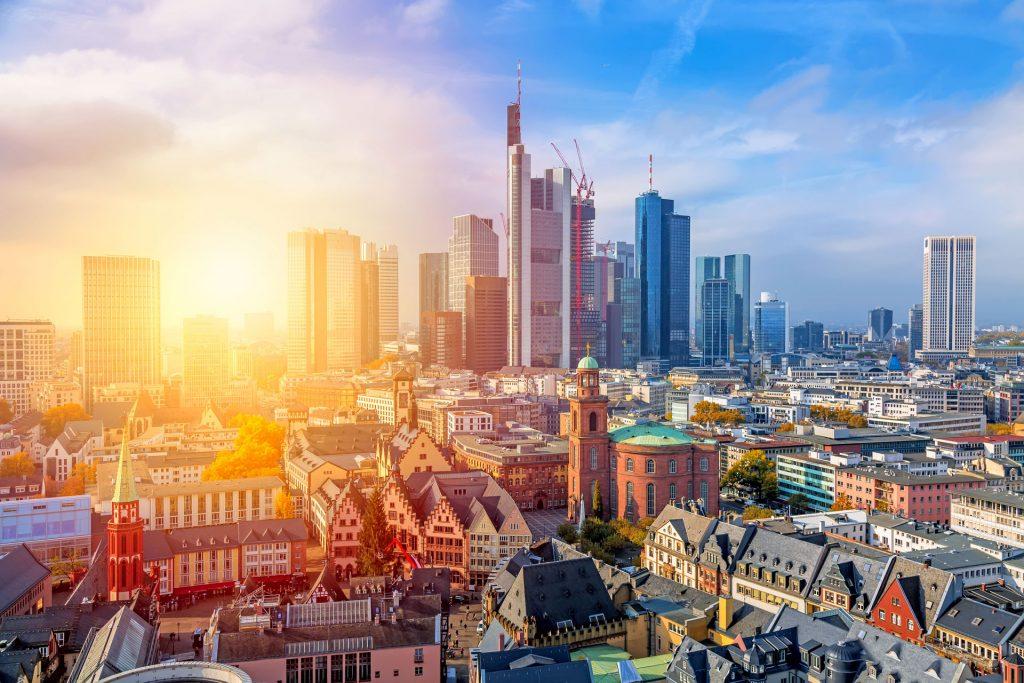 Frankfurt Sunrise