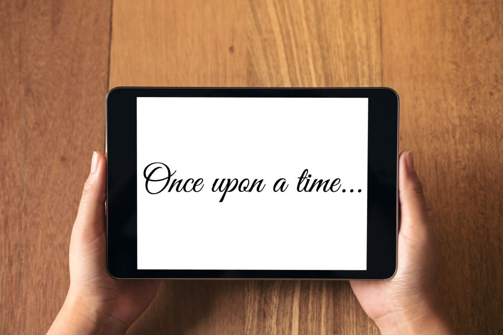 Once Upon a Time on iPad
