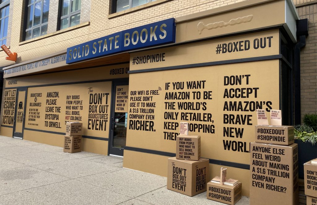 Solid State Books in Washington, D.C.,