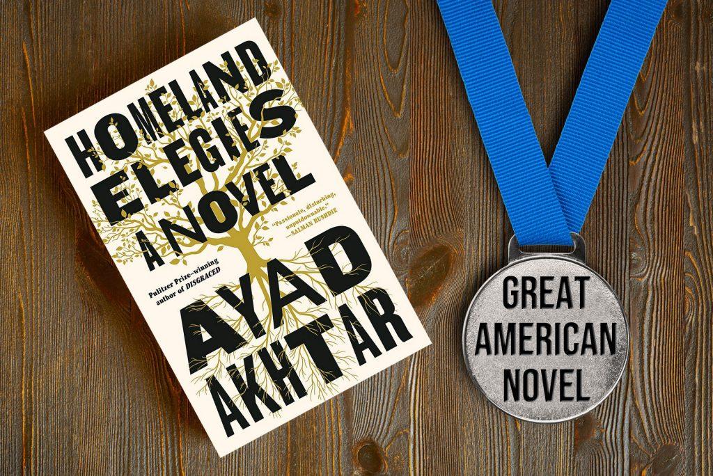Homeland Elegies - 2020's Great American Novel