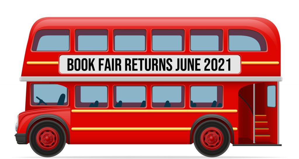 London Book Fair Bus